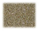 11/0 Bright Gold Metallic Glass Seed Beads, 1 oz. Bag