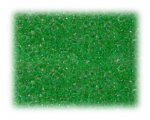 11/0 Soft Green Inside-Color Glass Seed Beads - 1 oz. bag