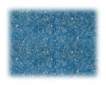 11/0 Pale Blue Inside-Color Glass Seed Beads - 1 oz. bag