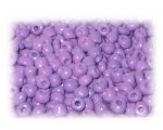 6/0 Lilac Opaque Glass Seed Beads, 1 oz. bag