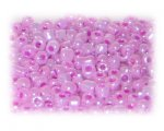6/0 Violet Ceylon Glass Seed Beads, 1 oz. bag