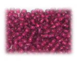 6/0 Berry Inside-Color Glass Seed Beads, 1 oz. Bag