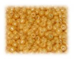 6/0 Bee Pollen Opaque Glass Seed Beads, 1 oz. bag