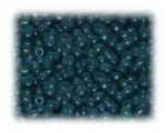 6/0 Forest Green Metallic Glass Seed Beads, 1 oz. bag