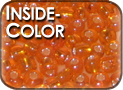 Inside-Color Seed Beads