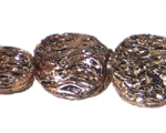 Random Copper NatureLine Polyresin Bead. No Returns!