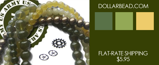 Beads For Jewelry And Craft At One Dollar Or Less